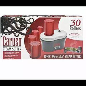 Caruso Steam Setter 30 Rollers C97958 new in box